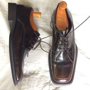 Kenneth Cole Reaction brown oxford 11